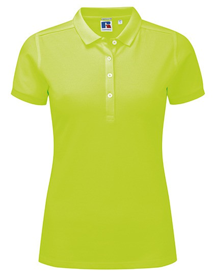 RUSSELL - Stretch Polo 566F