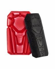BLAKLADER - Kniebeschermers 4027 Redblack