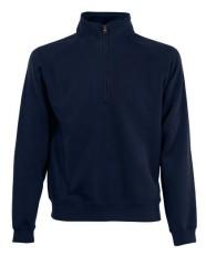 FRUIT OF THE LOOM - Sweater Zipneck