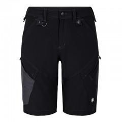 F. ENGEL - Stretch short 6366 zwart