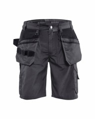 BLAKLADER - Short 1526 light+holster Grey 44C50